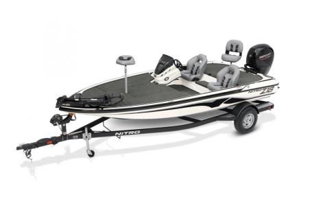 2021 Nitro boat for sale, model of the boat is Z18 W/150L PXS4 & Image # 36 of 41