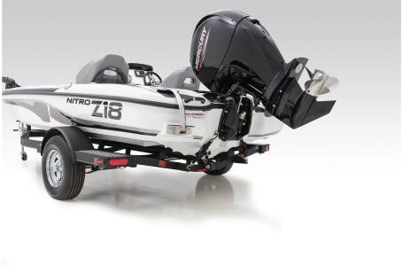 2021 Nitro boat for sale, model of the boat is Z18 W/150L PXS4 & Image # 32 of 41