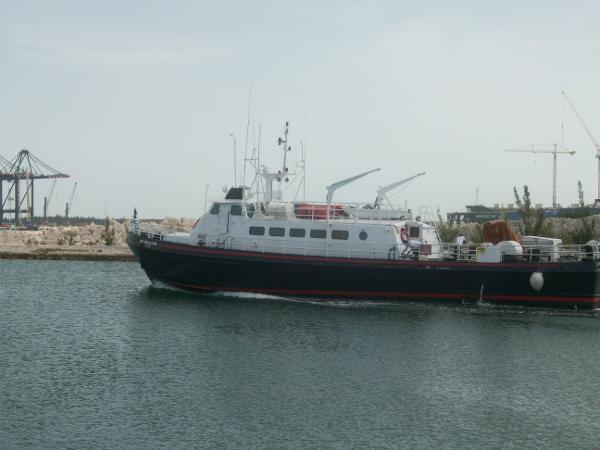 96' Camcraft Crewboat