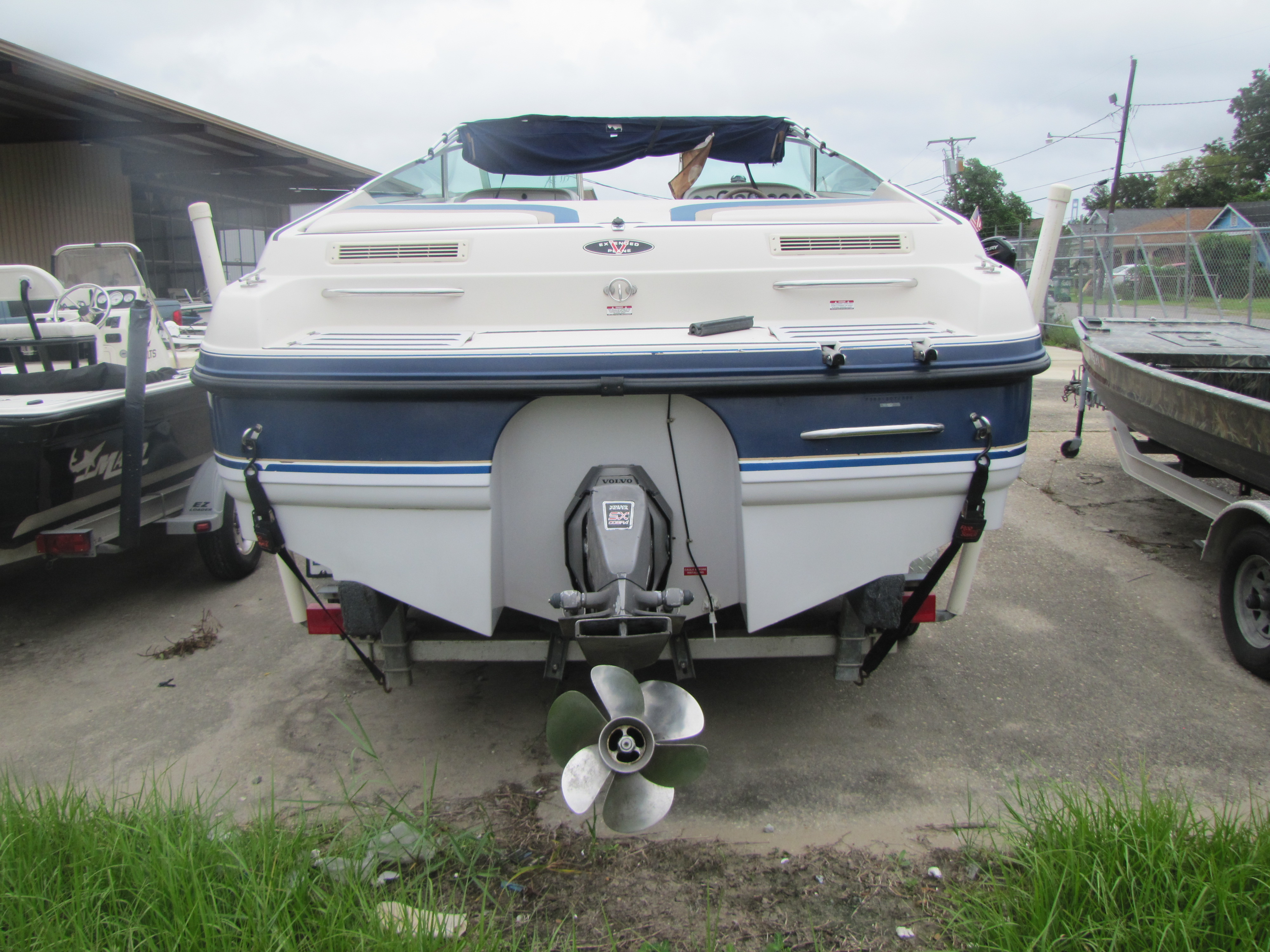 1996 Chaparral boat for sale, model of the boat is 2330 & Image # 6 of 14