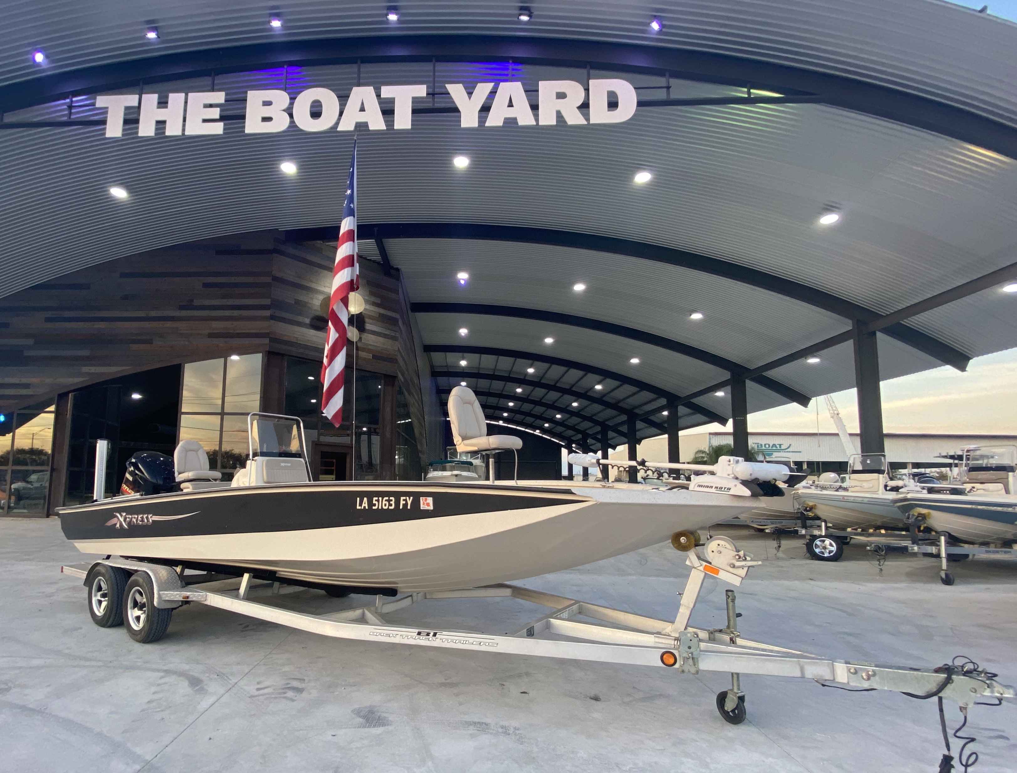 2012 Xpress boat for sale, model of the boat is H24B & Image # 1 of 17