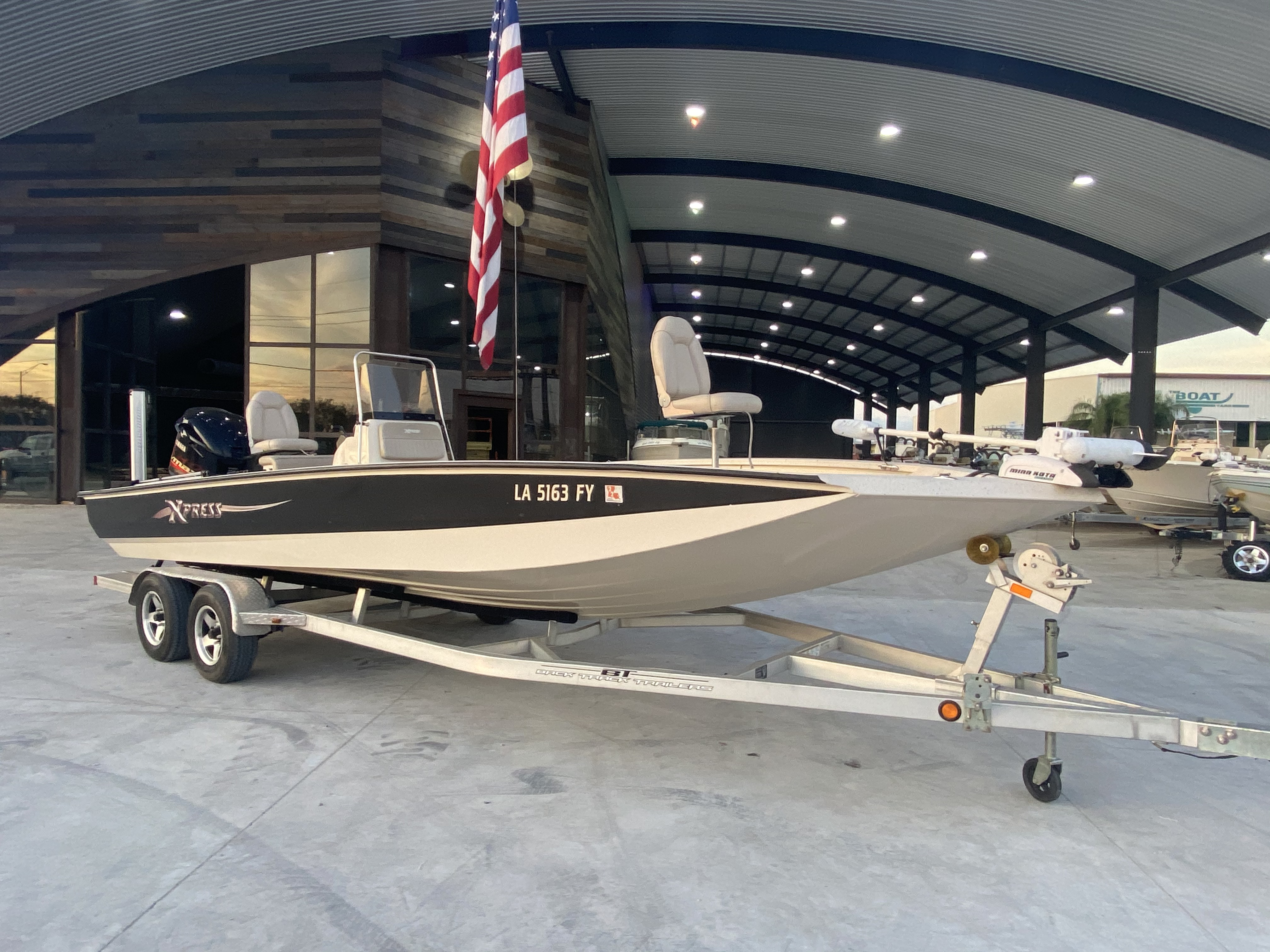 2012 Xpress boat for sale, model of the boat is H24B & Image # 2 of 17