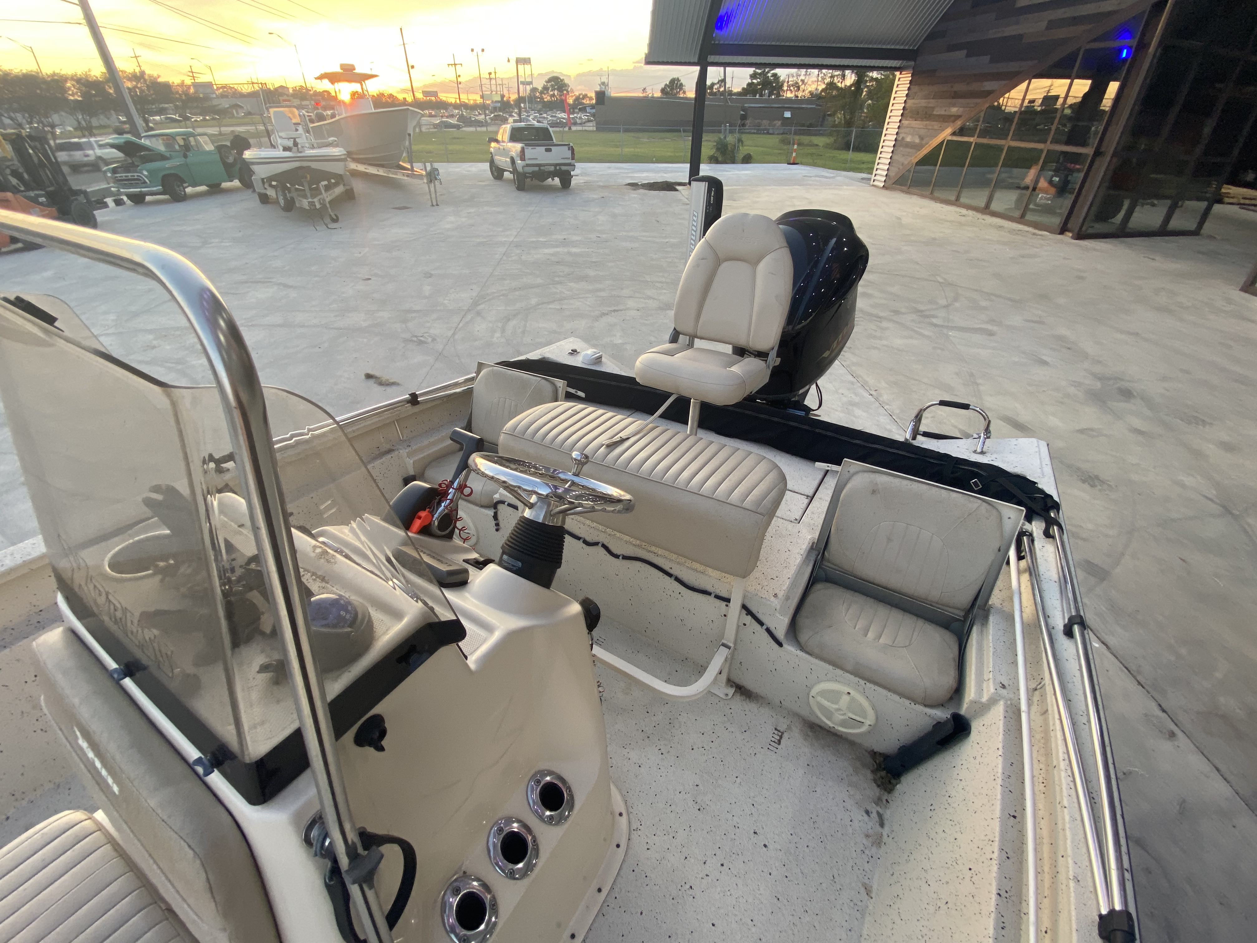 2012 Xpress boat for sale, model of the boat is H24B & Image # 6 of 17