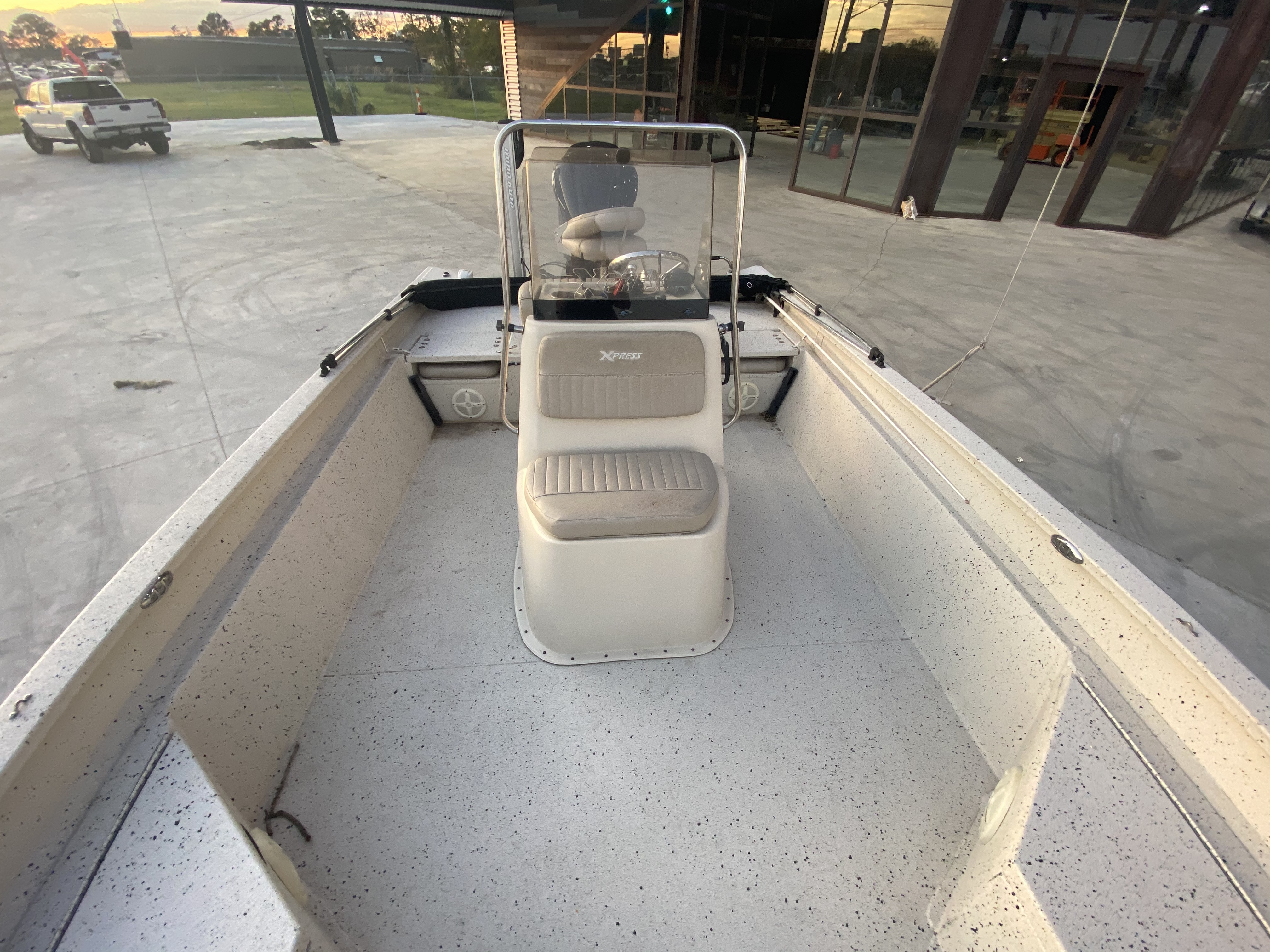 2012 Xpress boat for sale, model of the boat is H24B & Image # 7 of 17