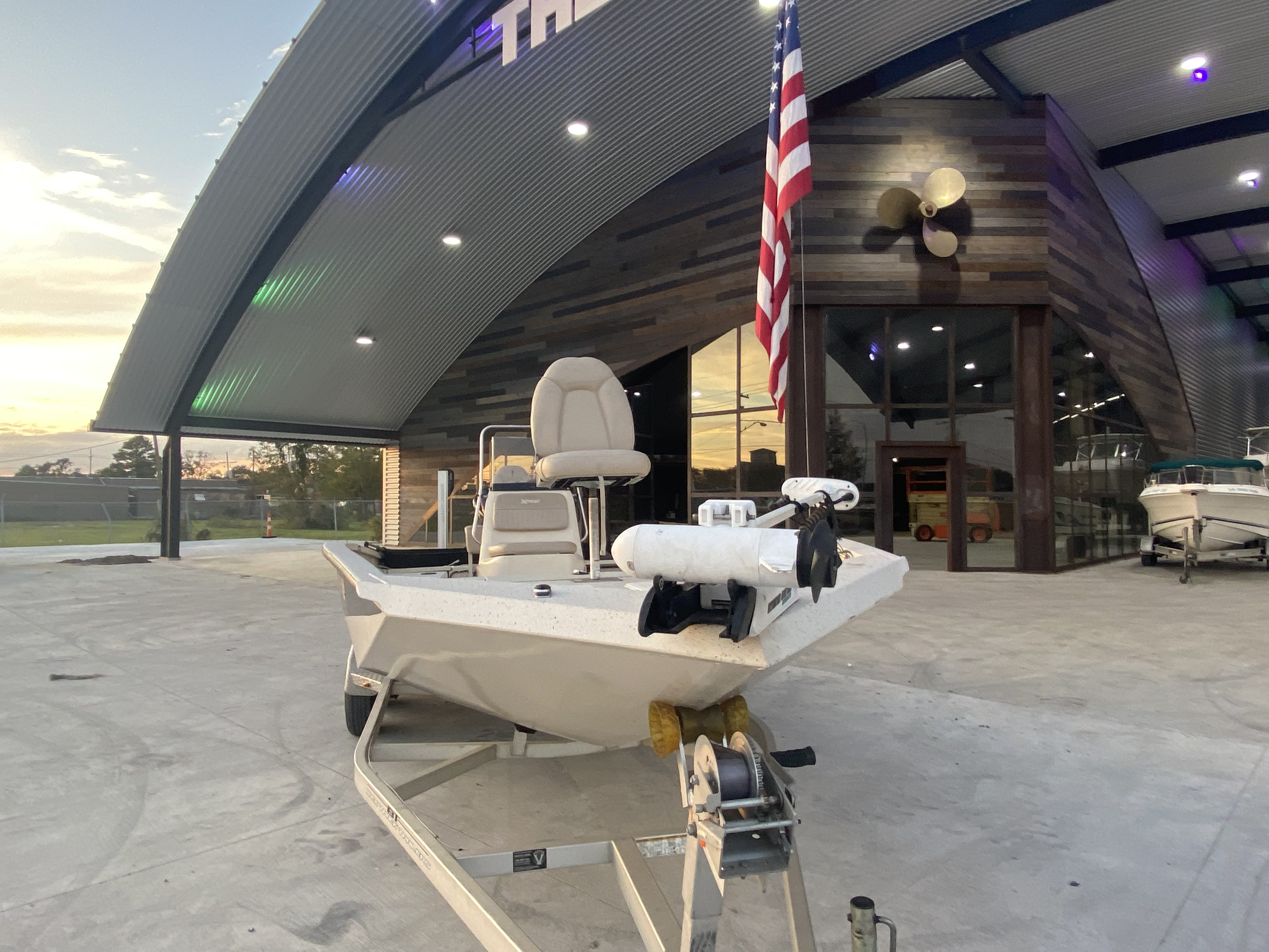 2012 Xpress boat for sale, model of the boat is H24B & Image # 14 of 17