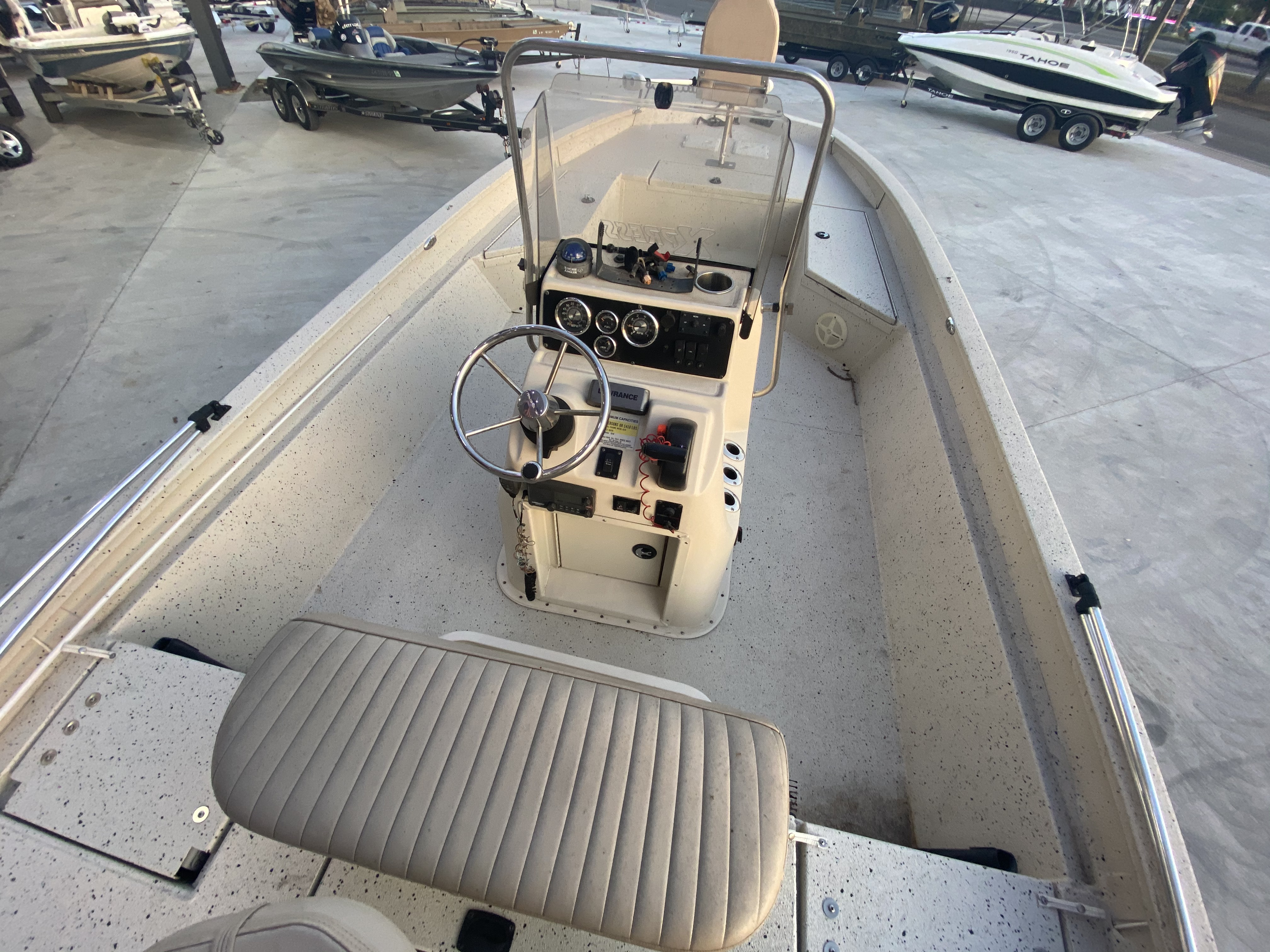 2012 Xpress boat for sale, model of the boat is H24B & Image # 17 of 17