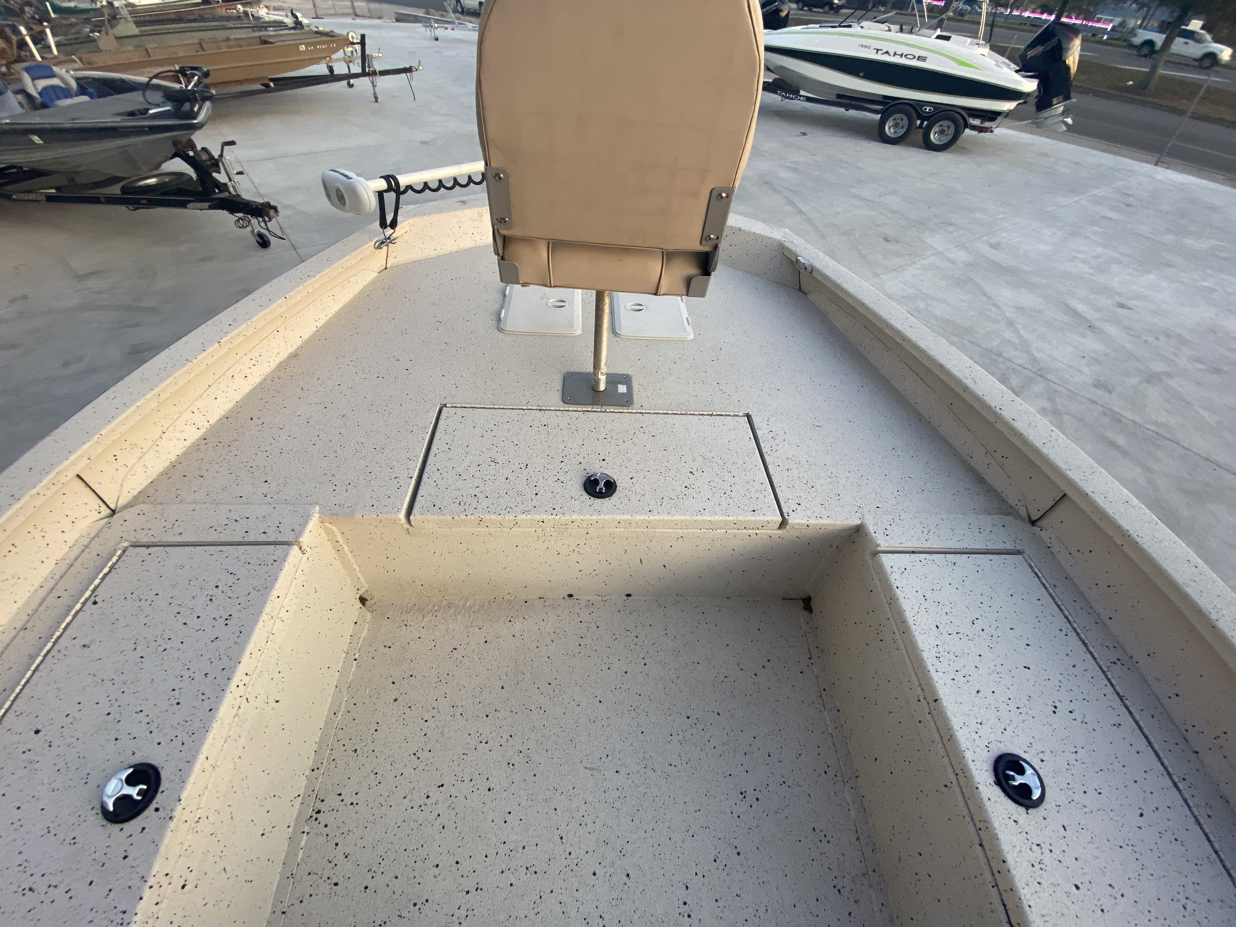 2012 Xpress boat for sale, model of the boat is H24B & Image # 12 of 17