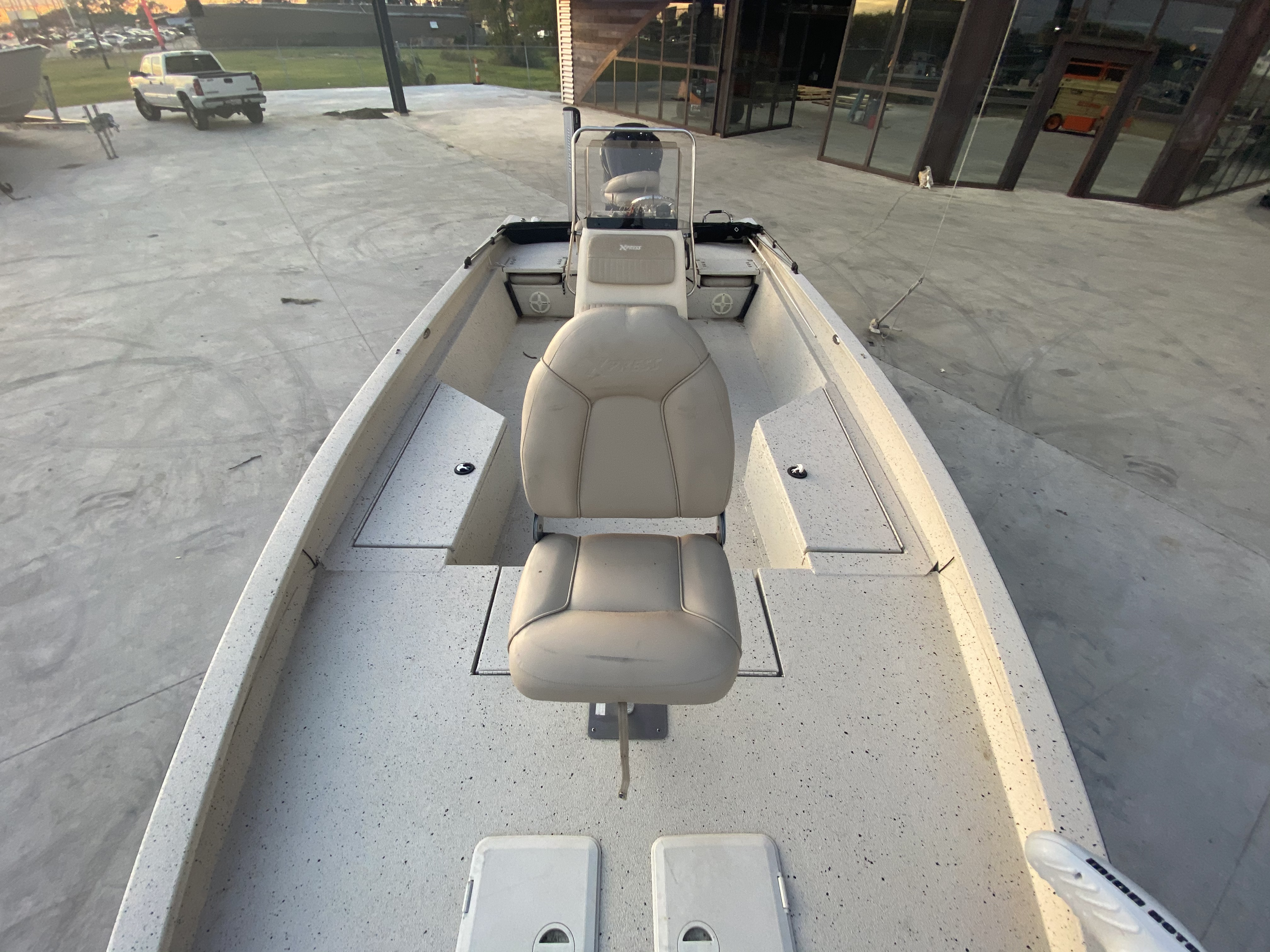 2012 Xpress boat for sale, model of the boat is H24B & Image # 13 of 17