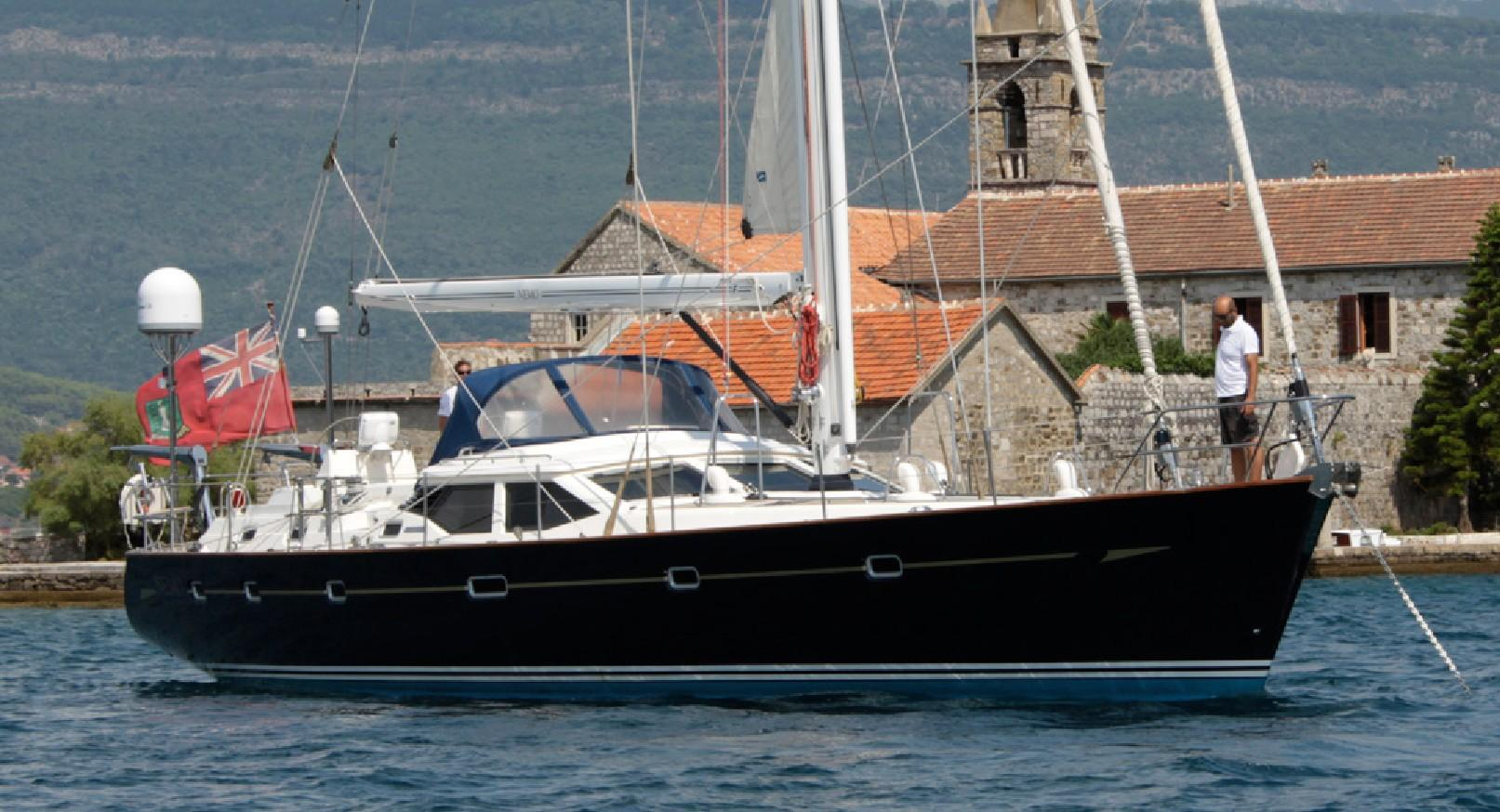 63' Oyster 2005