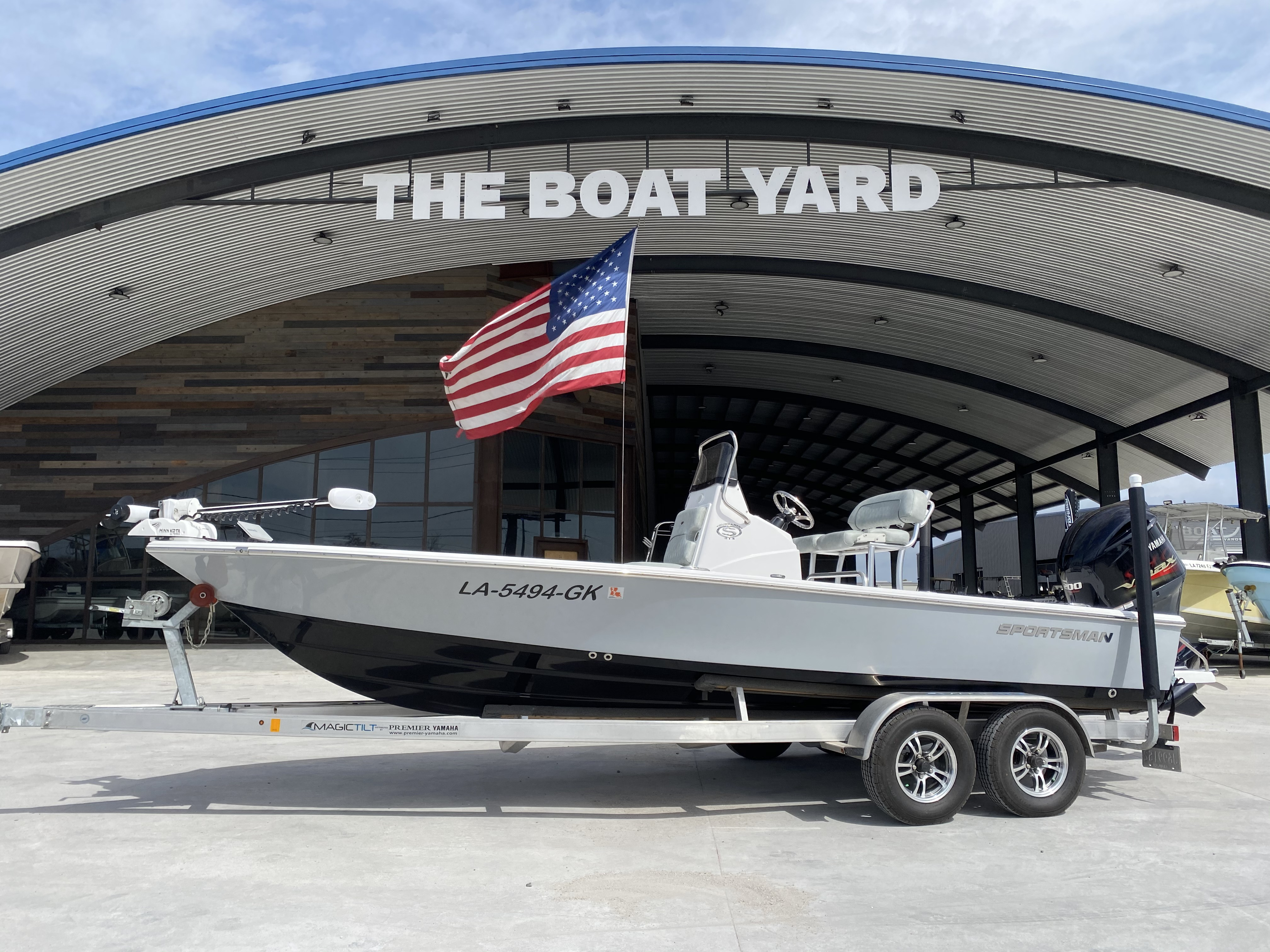 2019 Sportsman Boats boat for sale, model of the boat is 214 Tournament & Image # 1 of 26