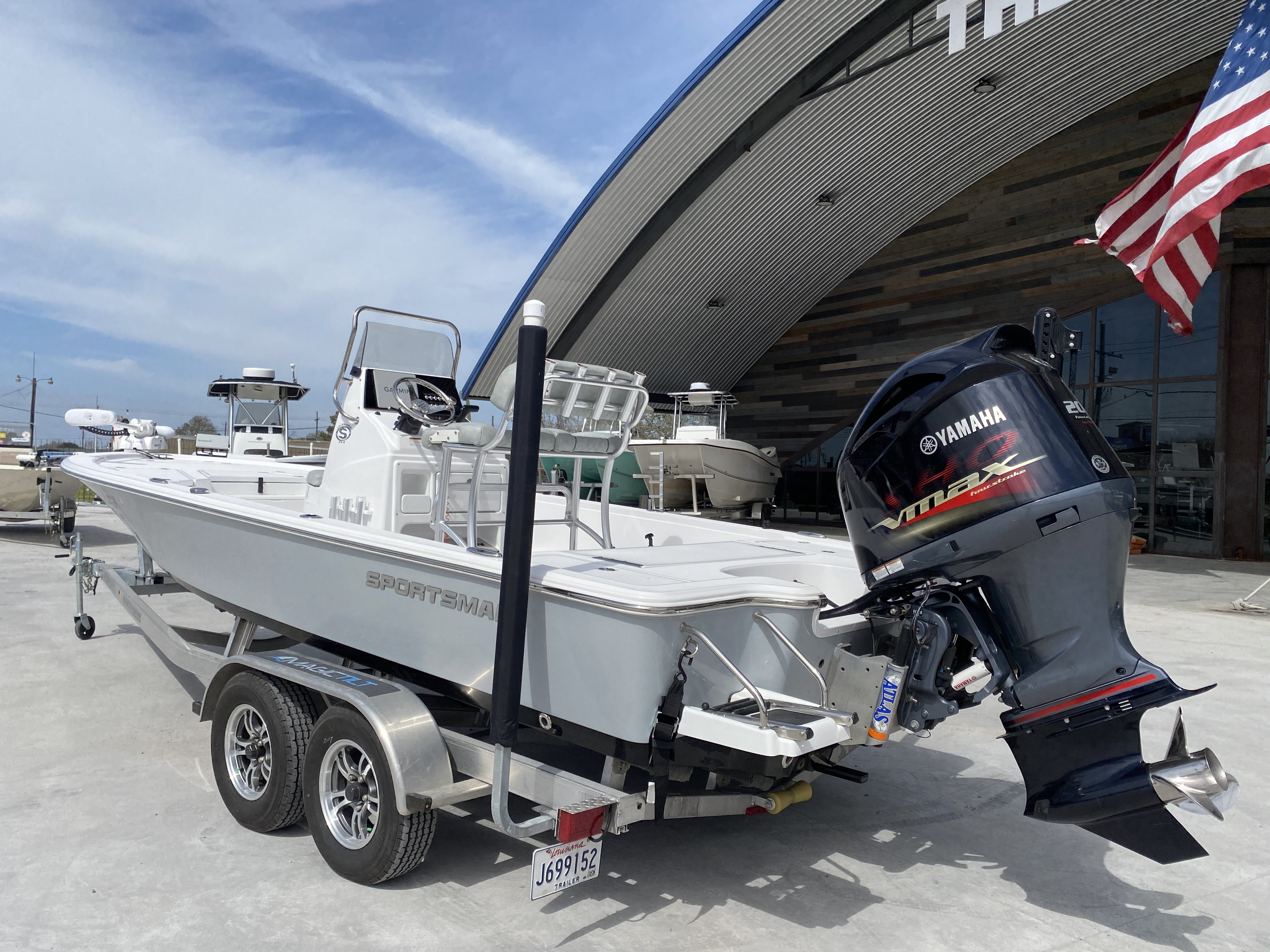 2019 Sportsman Boats boat for sale, model of the boat is 214 Tournament & Image # 2 of 26