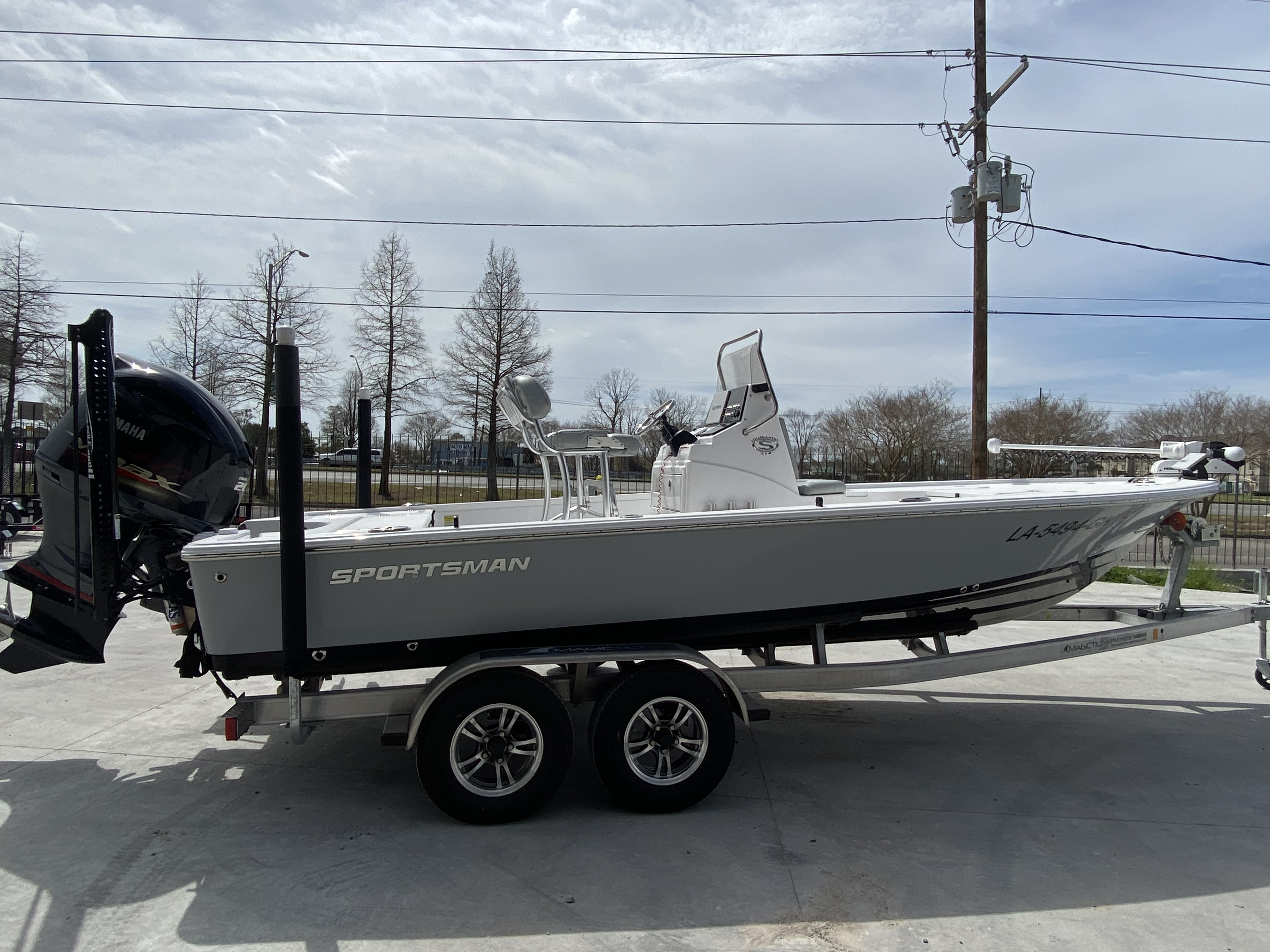 2019 Sportsman Boats boat for sale, model of the boat is 214 Tournament & Image # 12 of 26