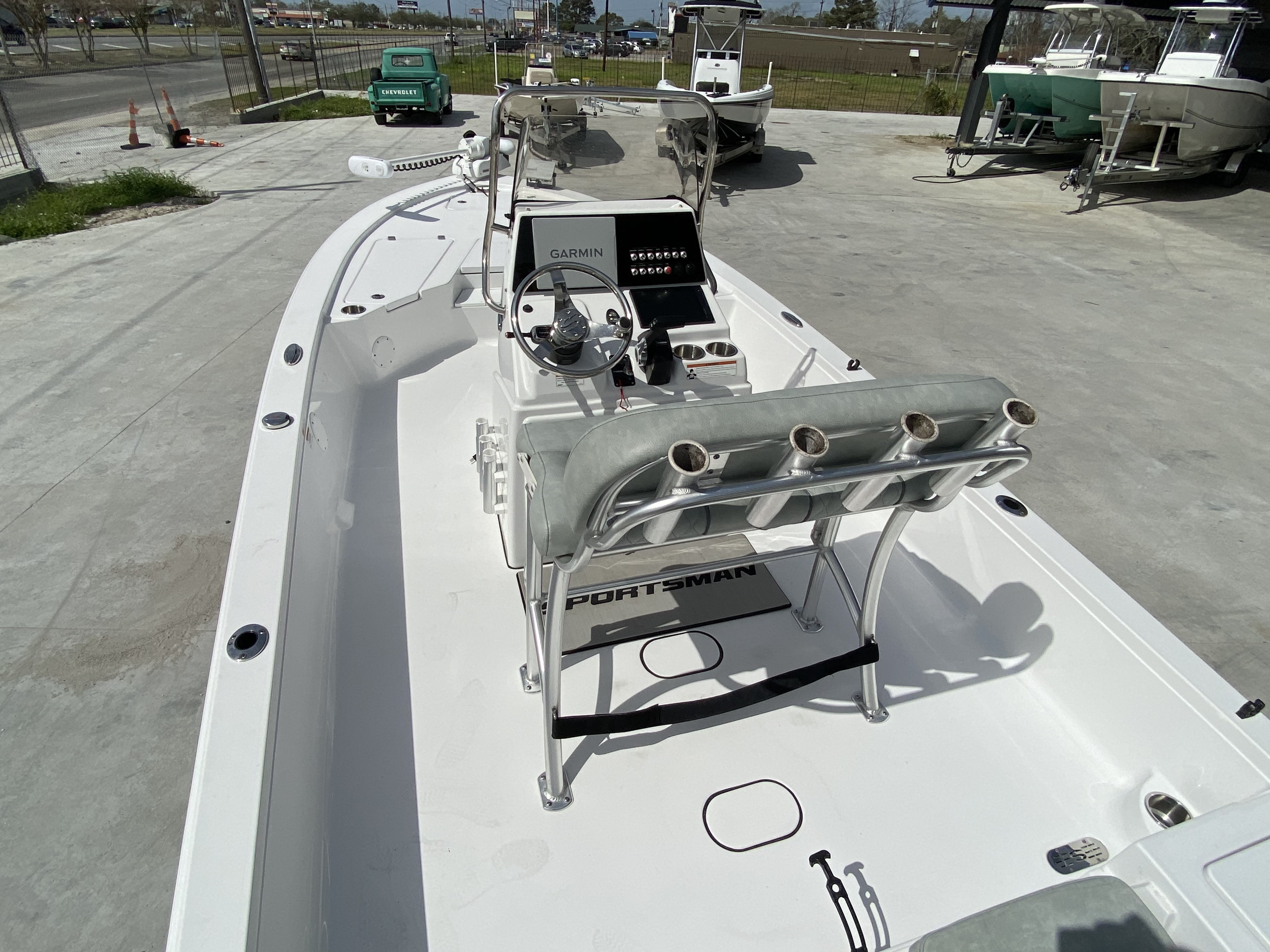 2019 Sportsman Boats boat for sale, model of the boat is 214 Tournament & Image # 5 of 26