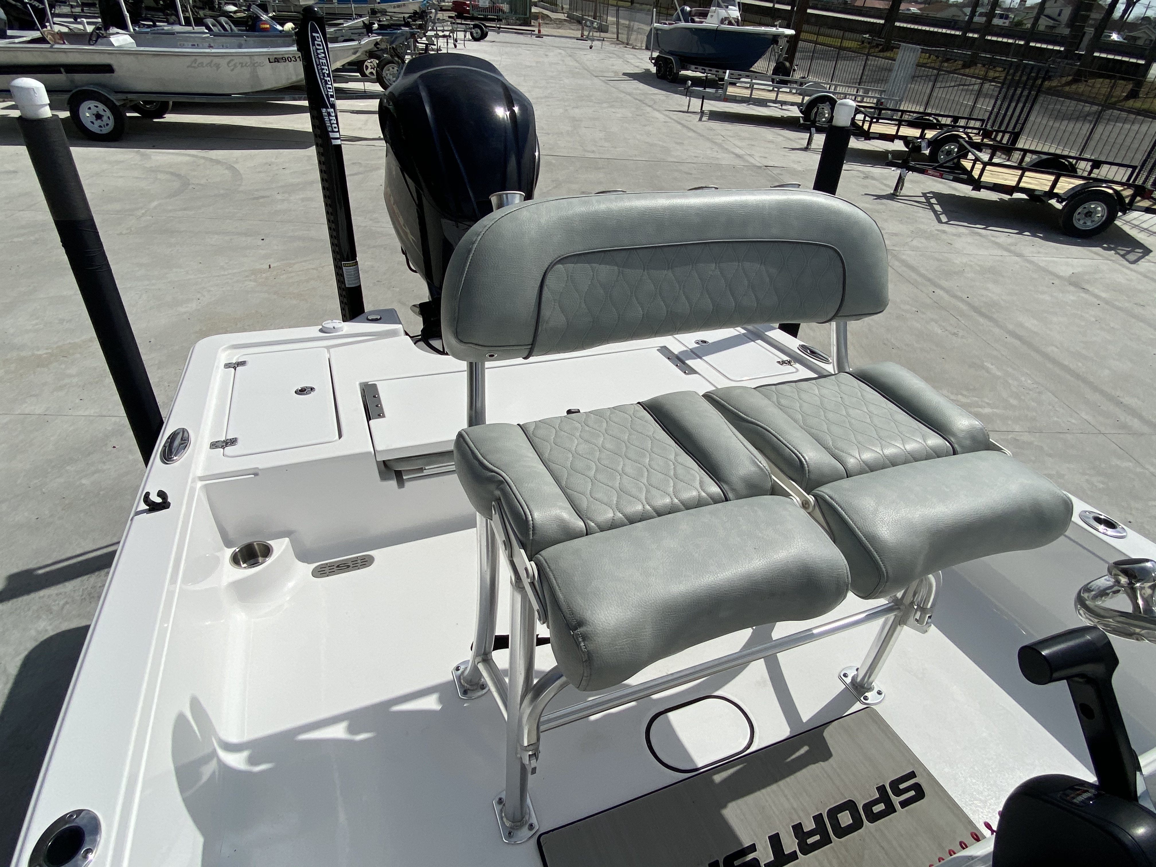 2019 Sportsman Boats boat for sale, model of the boat is 214 Tournament & Image # 7 of 26