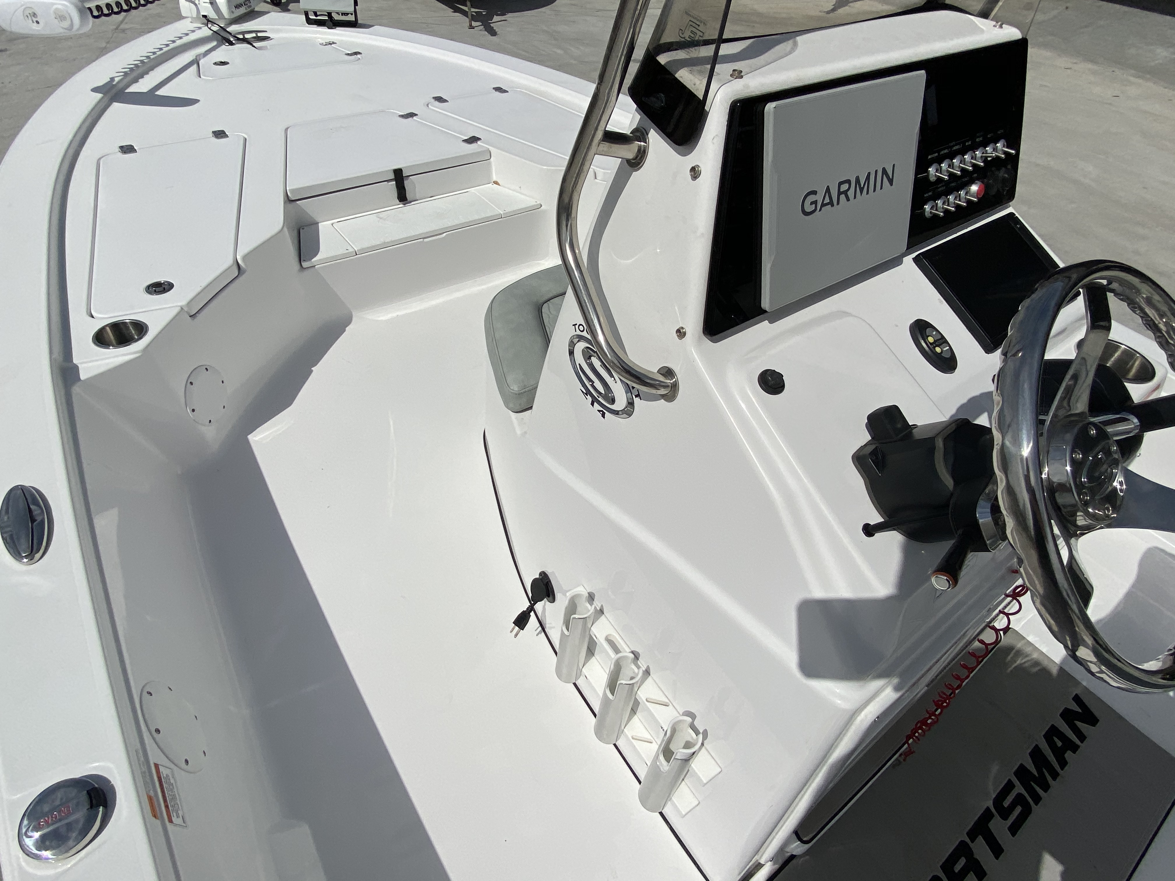 2019 Sportsman Boats boat for sale, model of the boat is 214 Tournament & Image # 8 of 26