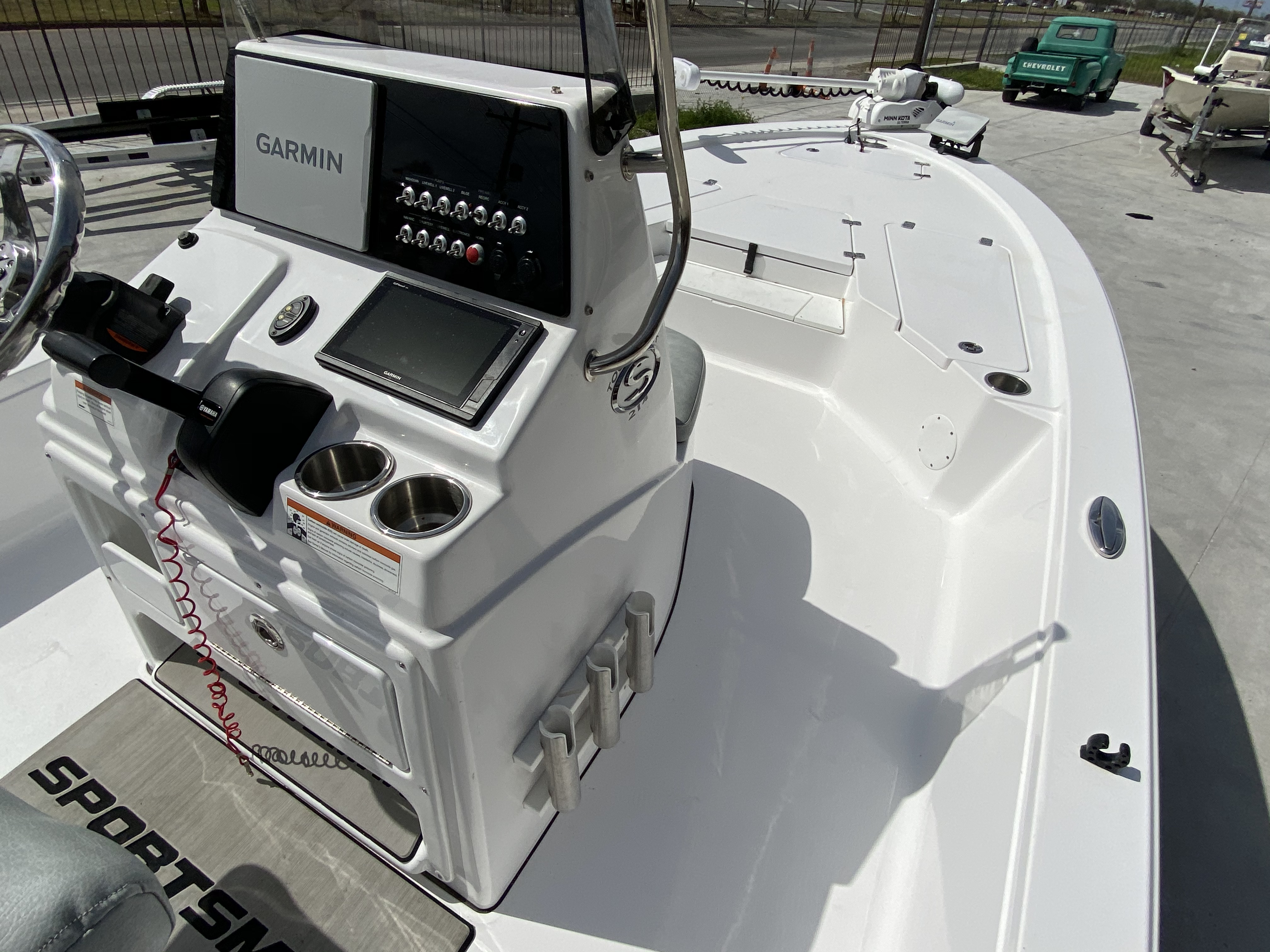 2019 Sportsman Boats boat for sale, model of the boat is 214 Tournament & Image # 15 of 26