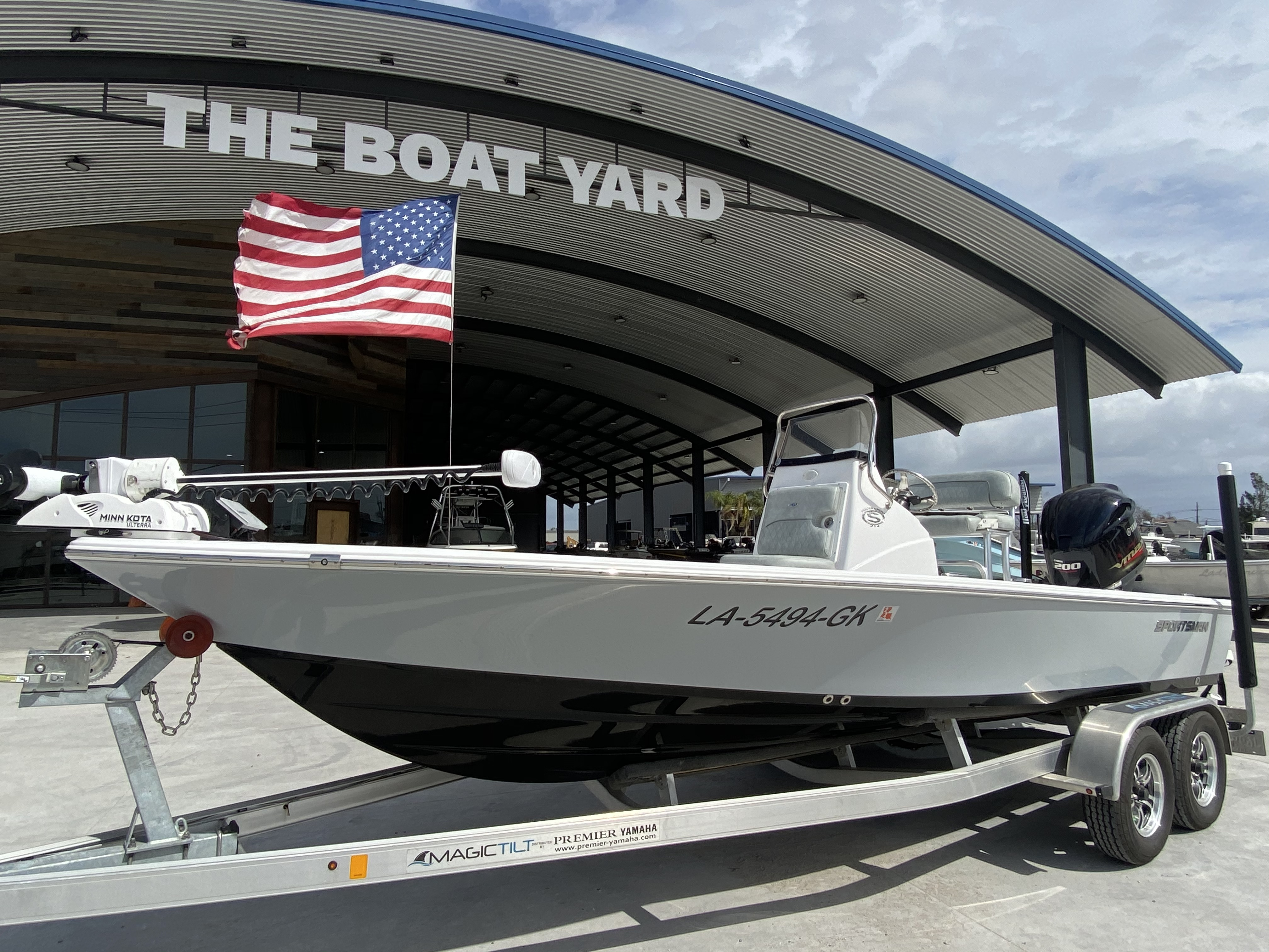 2019 Sportsman Boats boat for sale, model of the boat is 214 Tournament & Image # 25 of 26