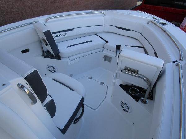 2021 Blackfin boat for sale, model of the boat is 222CC & Image # 23 of 40