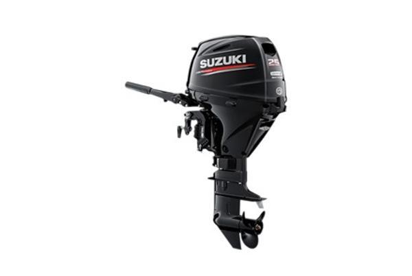 2021 SUZUKI DF25A EFI image