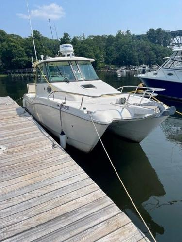 2006 WORLD CAT 27 HT for sale