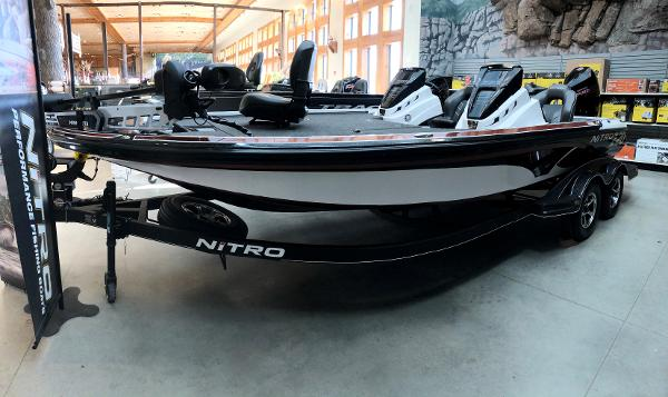 2020 Nitro boat for sale, model of the boat is Z20 & Image # 1 of 52
