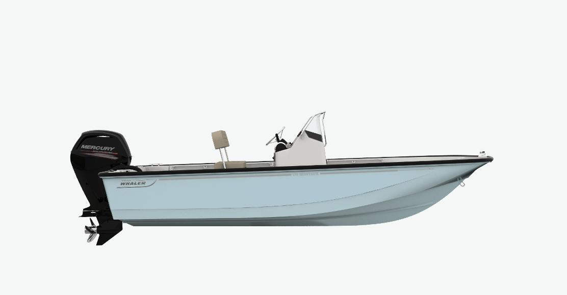2021 Boston Whaler 170 Montauk #BW1573A inventory image at Sun Country Coastal in Newport Beach