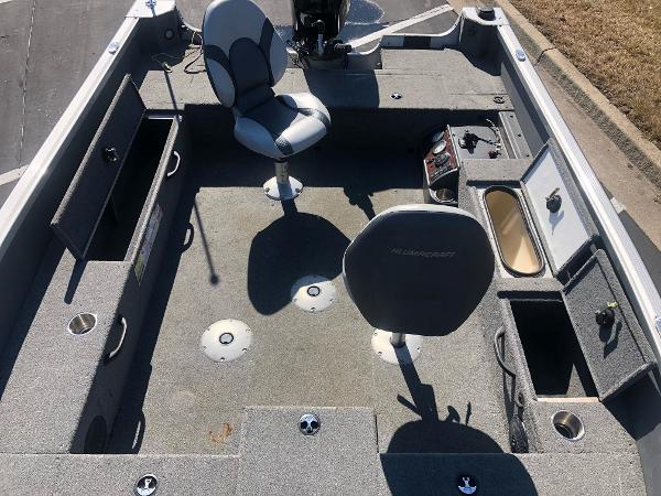 2015 Alumacraft boat for sale, model of the boat is Competitor 175 LE & Image # 6 of 9