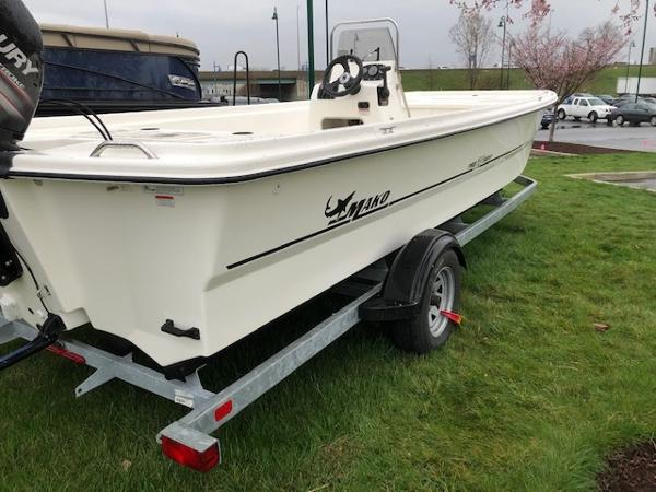 2017 Mako boat for sale, model of the boat is Pro Skiff 21 CC & Image # 3 of 9