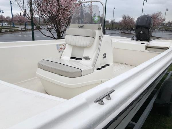 2017 Mako boat for sale, model of the boat is Pro Skiff 21 CC & Image # 5 of 9
