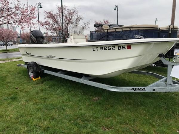 2017 Mako boat for sale, model of the boat is Pro Skiff 21 CC & Image # 9 of 9