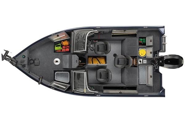 2022 Tracker Boats boat for sale, model of the boat is Pro Guide™ V-175 Combo & Image # 17 of 37