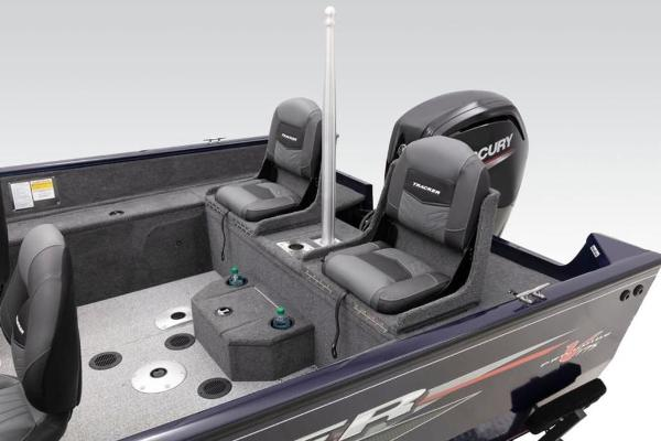 2022 Tracker Boats boat for sale, model of the boat is Pro Guide™ V-175 Combo & Image # 25 of 37