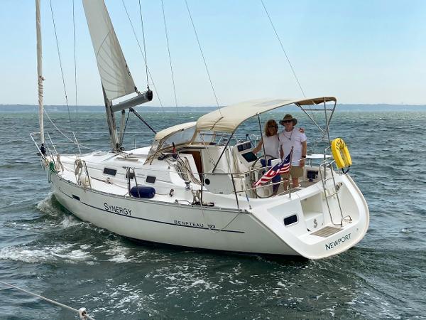 2006 Beneteau 323