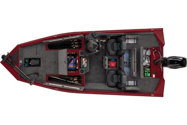 2022 Tracker Boats boat for sale, model of the boat is Pro Team 175 TXW® & Image # 21 of 28