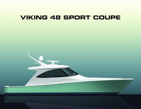 2021 VIKING 48 Sport Coupe (TBD)