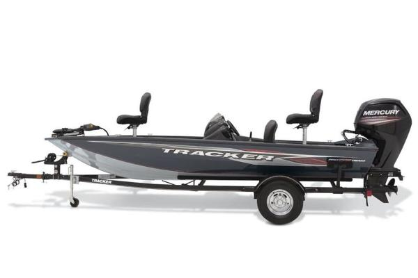 2022 Tracker Boats boat for sale, model of the boat is Pro Team 175 TF® & Image # 4 of 28