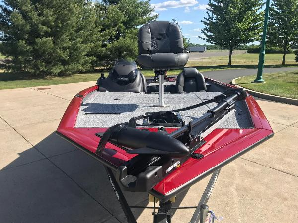 2020 Tracker Boats boat for sale, model of the boat is Pro Team 195 TXW & Image # 6 of 53