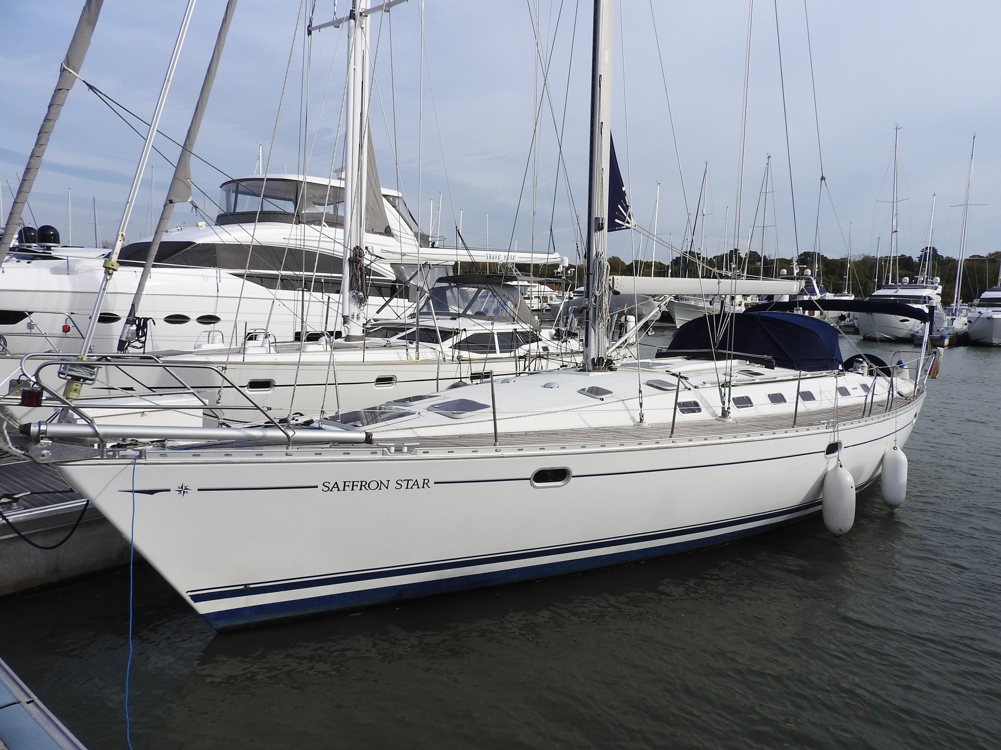 Jeanneau Sun Odyssey 45.2
