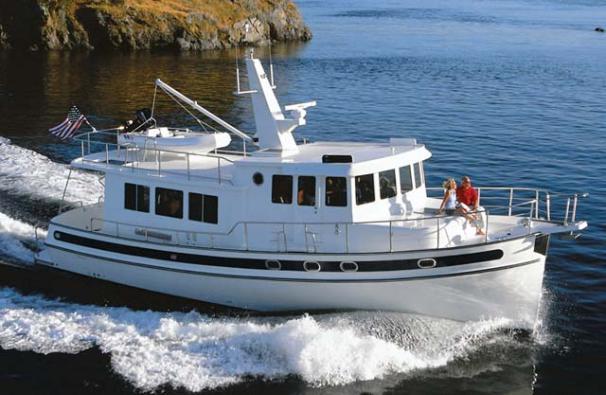 2007 Nordic Tug 54