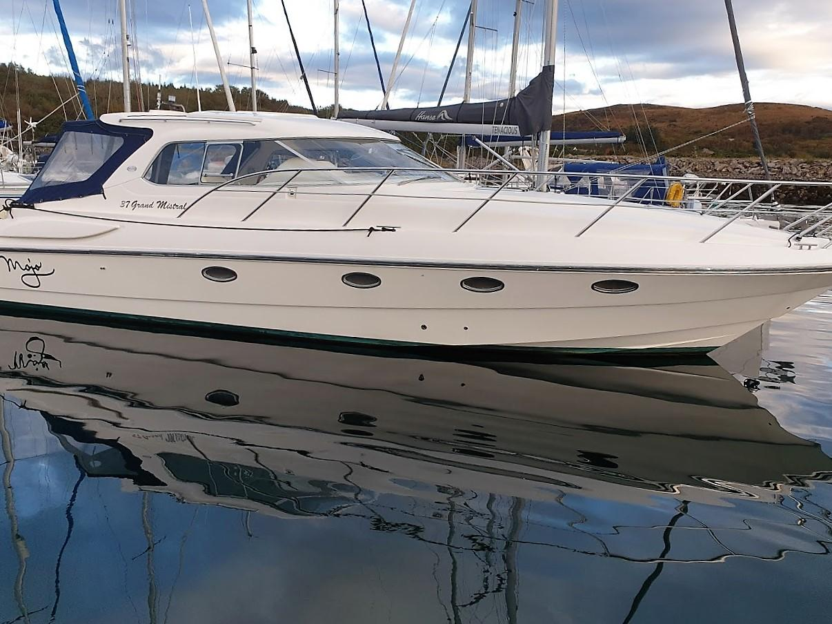 Windy Grand Mistral 37 HT