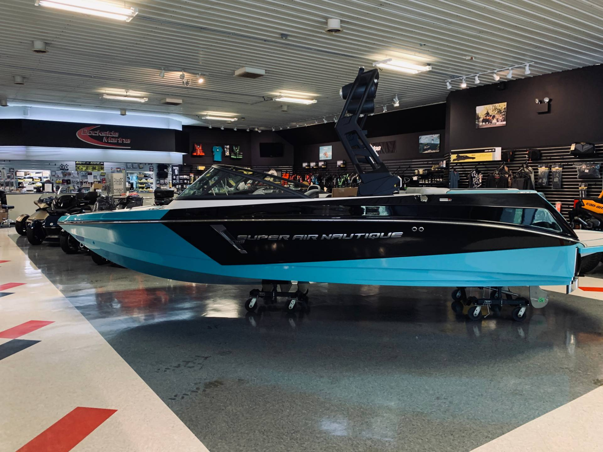 2021 Nautique Super Air 210