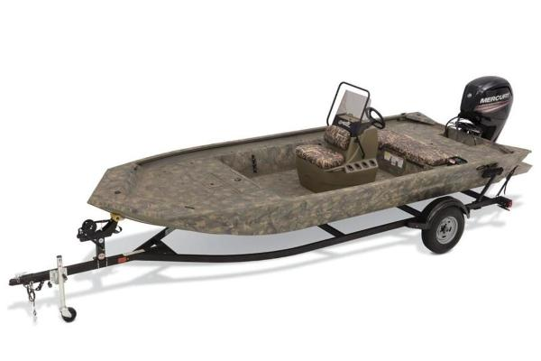 2020 Tracker Boats boat for sale, model of the boat is GRIZZLY® 1860 CC & Image # 1 of 18