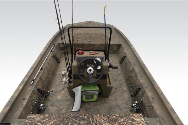 2020 Tracker Boats boat for sale, model of the boat is GRIZZLY® 1860 CC & Image # 5 of 18