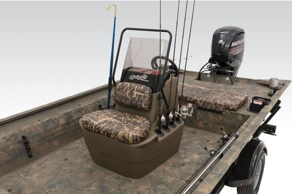 2020 Tracker Boats boat for sale, model of the boat is GRIZZLY® 1860 CC & Image # 6 of 18
