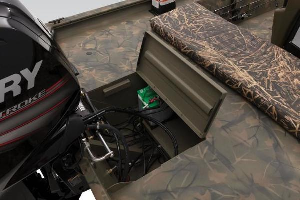 2020 Tracker Boats boat for sale, model of the boat is GRIZZLY® 1860 CC & Image # 14 of 18