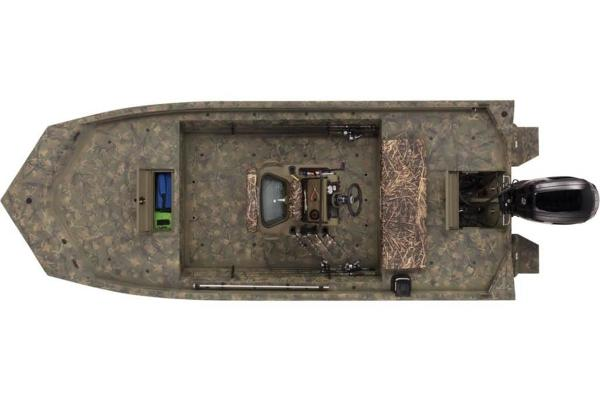 2020 Tracker Boats boat for sale, model of the boat is GRIZZLY® 1860 CC & Image # 17 of 18