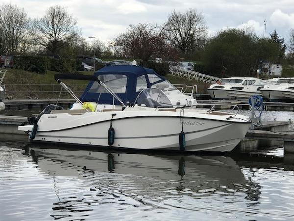 2020 Quicksilver Activ 755 Open