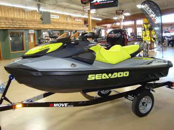 2021 Sea-Doo GTI SE 130 W/S thumbnail