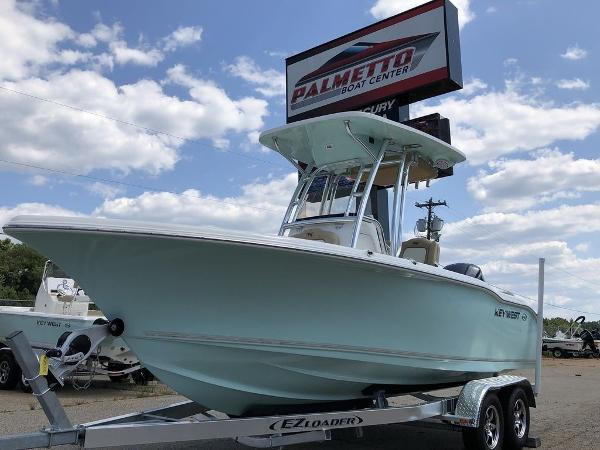 2020 Key West boat for sale, model of the boat is 219 FS & Image # 1 of 11