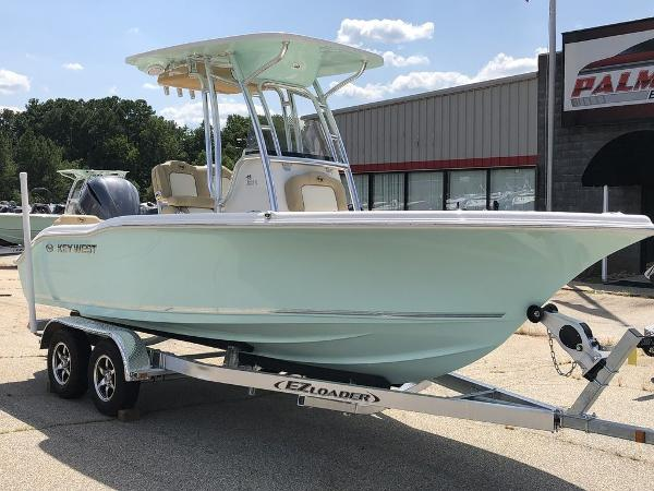 2020 Key West boat for sale, model of the boat is 219 FS & Image # 2 of 11